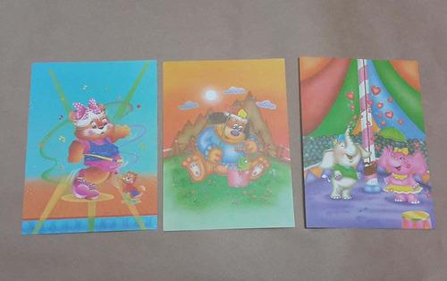 papel de carta antigo   coleção anos 80-90   12 unidades