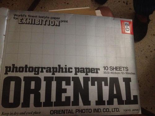 papel de fotografia