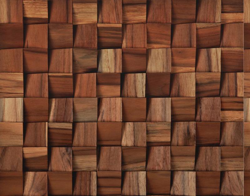 Papel de parede 3d madeira vin lico r 43 00 em mercado livre - Papel vinilico para paredes ...