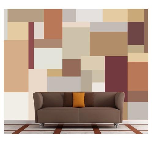 Papel de parede abstrato moderno gigante 7 30m adesivo - Papel de pared moderno ...