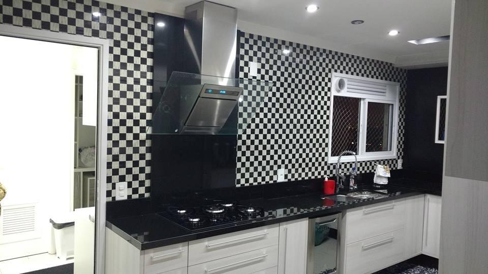 Loja Artesanato Zona Sul ~ Papel De Parede Adesivo 3d Para Cozinha Banheiro Lavável R$ 49,90 em Mercado Livre