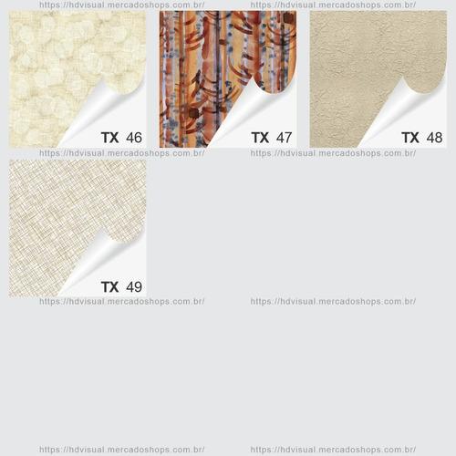 papel de parede adesivo 3d texturas diversas 36 modelos.