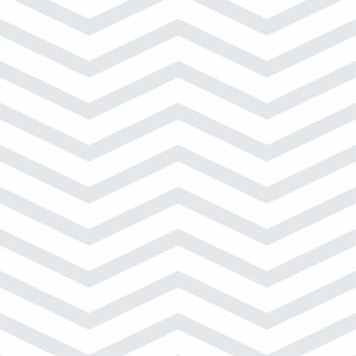 papel de parede adesivo chevron cinza 3,10m x 58cm