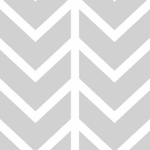 papel de parede adesivo geométrico cinza 9,60m x 58cm