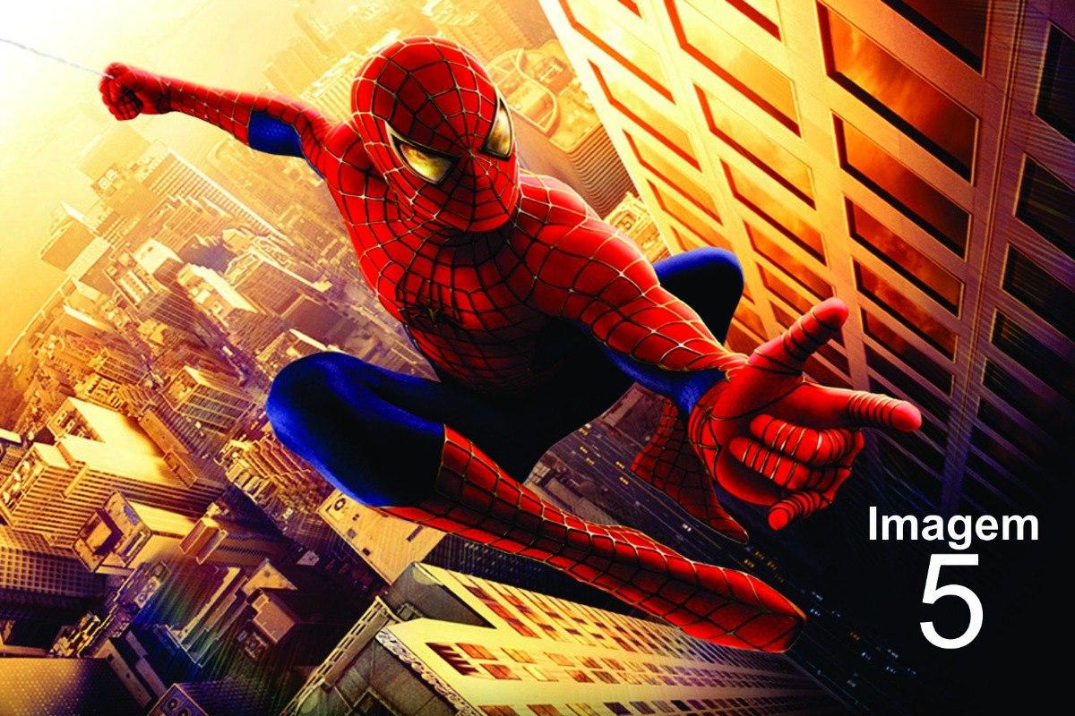 Aparador Redondo Para Sala ~ Papel De Parede Adesivo Homem Aranha Spider 5m u00b2 (1,7 X 3,0) R$ 170,00 em Mercado Livre