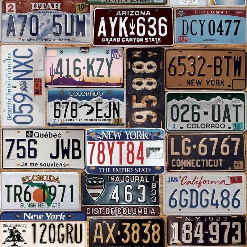 Lovely Old Car Plates Ideas - Classic Cars Ideas - boiq.info