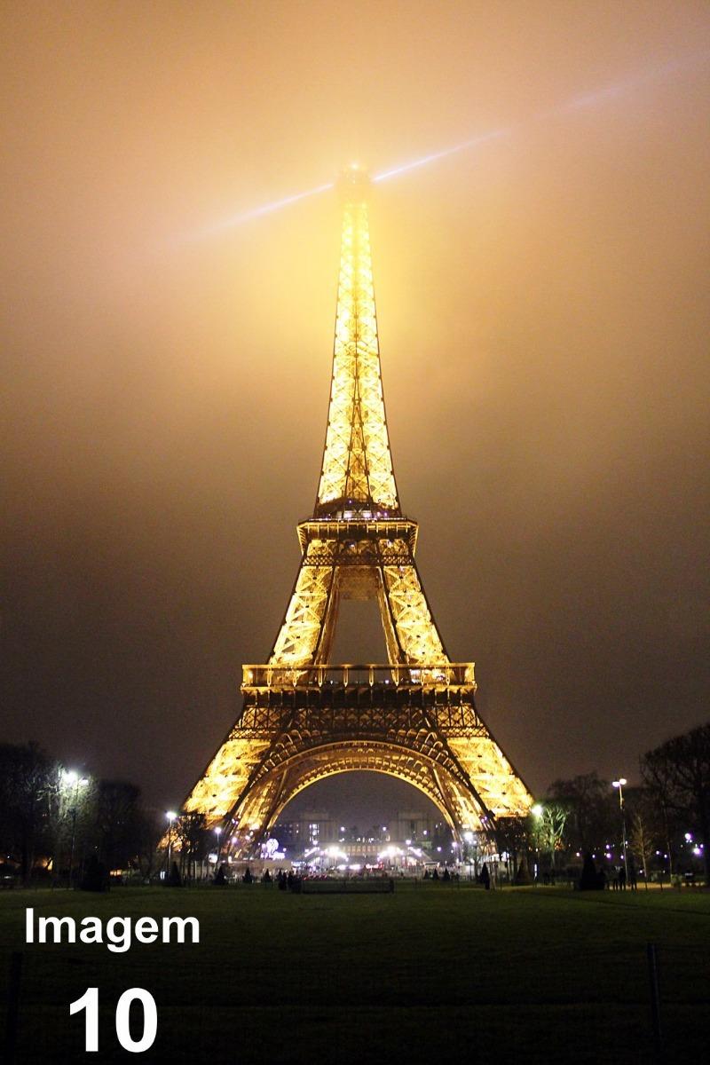 Adesivo De Parede Torre Eiffel ~ Papel De Parede Adesivo Paris Torre Eiffel 2m u00b2 1,0 X 2,0 R$ 73,50 em Mercado Livre