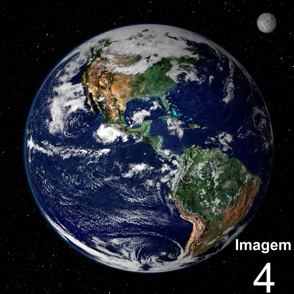 Papel De Parede Adesivo Universo Terra Espa O 4m 2 0 X 2 0 R 140  -> Imagens Do Universo Para Papel De Parede