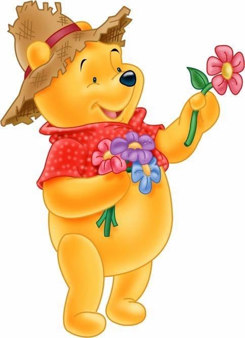 Desenhos Do Ursinho Pooh Desenhos E Colorir