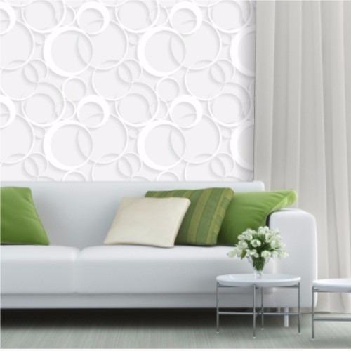 papel de parede auto adesivo decorativo 3d pergolado r