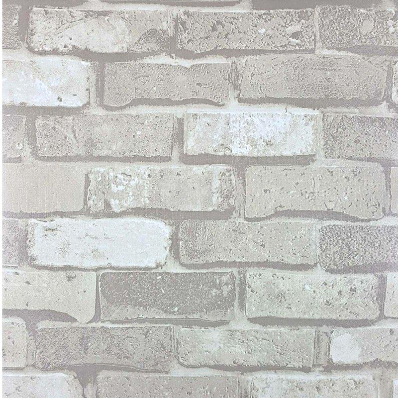 b45218871 papel de parede auto adesivo pvc tijolo cinza 45cmx5m - ref. Carregando  zoom.