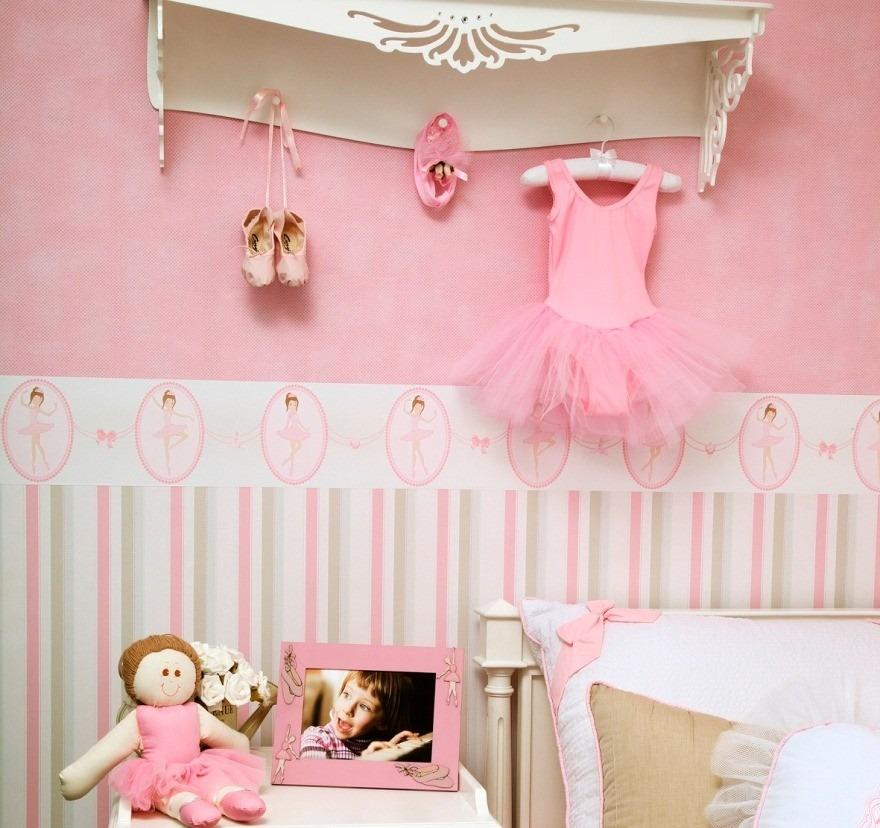 Papel de parede para quarto infantil barato for Papel de pared barato