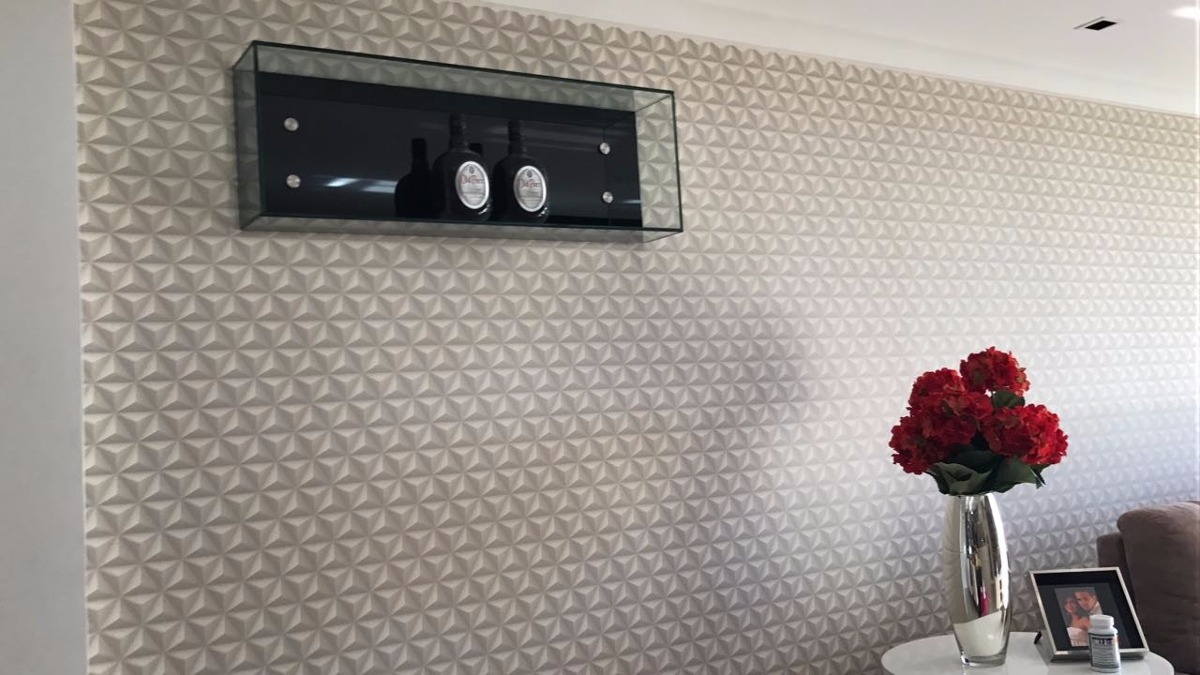 Papel de parede bobinex 3d diplomata vin lico 3130 cola - Papel vinilico pared ...
