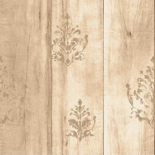 papel de parede bobinex natural 1425 chapa madeira carimbo
