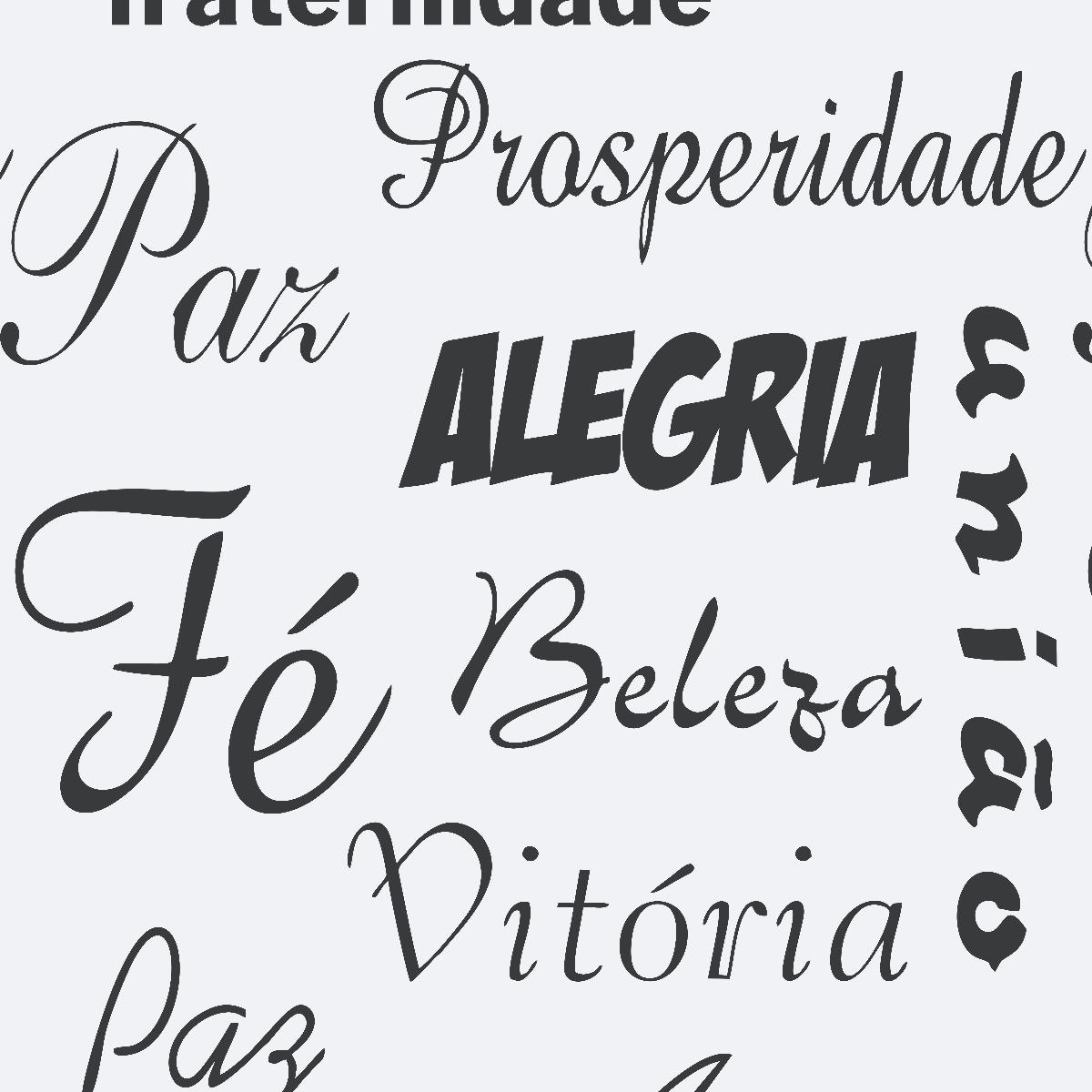 efb200b1d papel de parede branco palavras positivas adesivo 3m - 1340. Carregando  zoom.