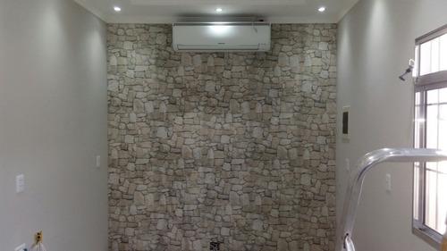 papel de parede - colocação