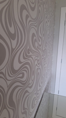 papel de parede colocador