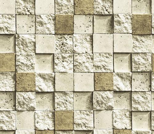 papel de parede efeito 3d real alto relevo neonature 2 pedra
