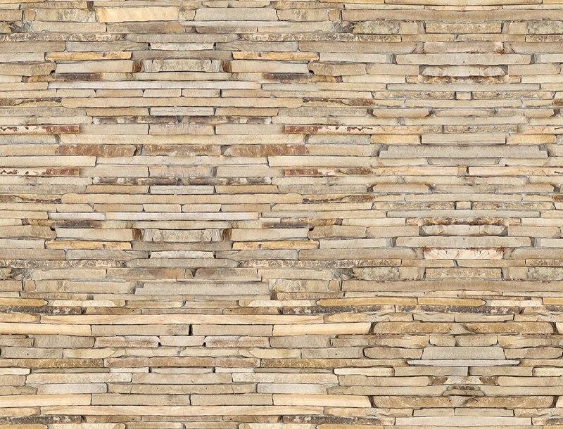c0a47f106 papel de parede em 3d pedras canjiquinha bege vinílico mod.6. Carregando  zoom.