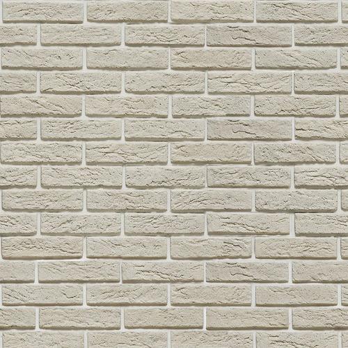 papel de parede em 3d pedras tijolos bege mod.94