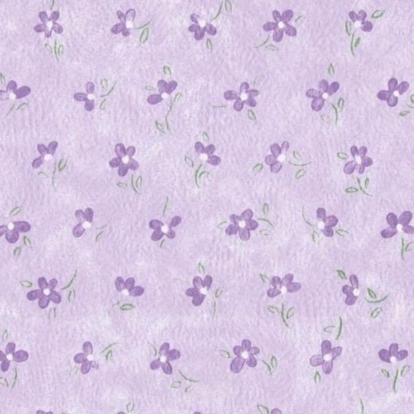 Papel de parede floral lil s 10 metros x 52cm bobinex - Papel de pared de rayas ...