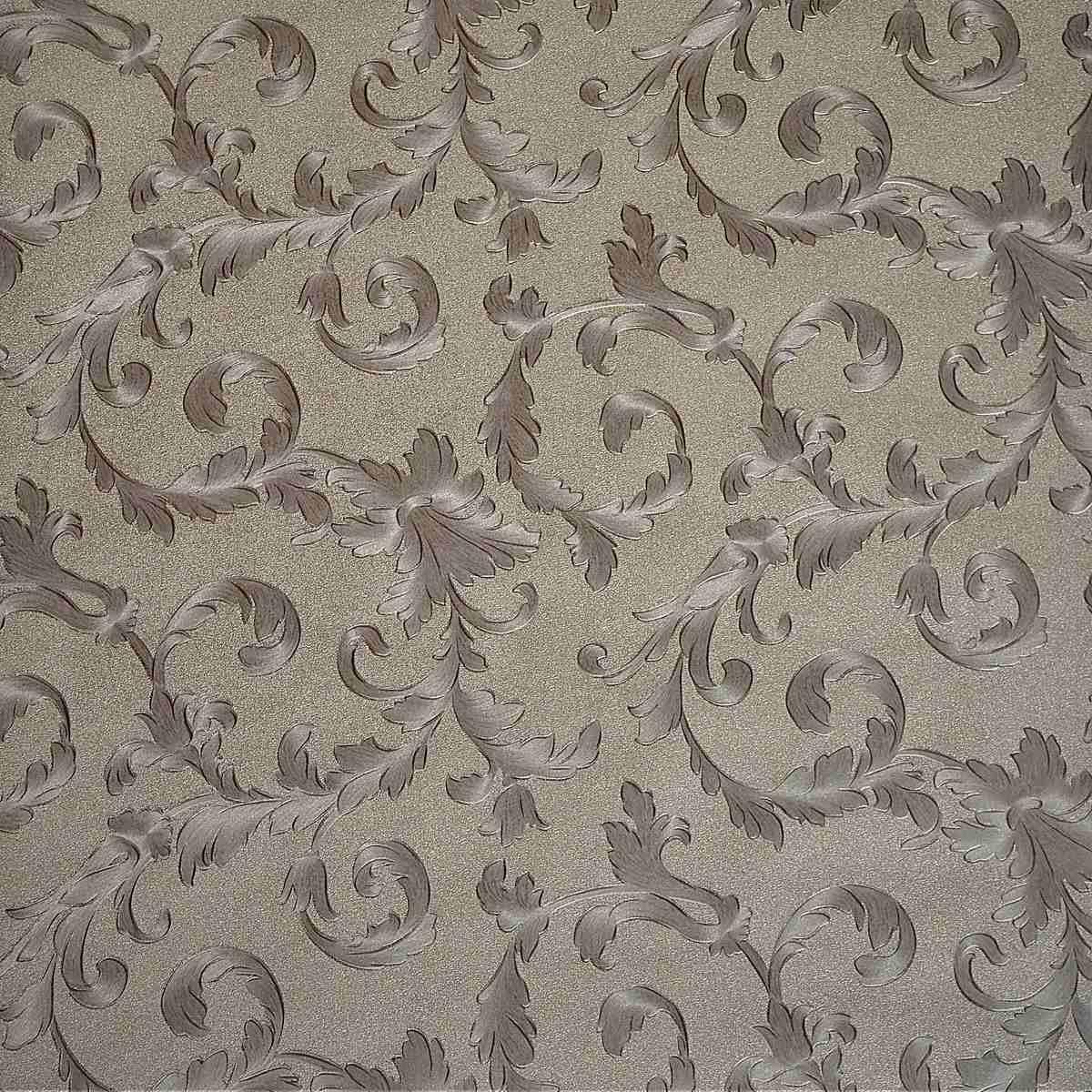Papel de parede importado textura em relevo brilho for Papel para paredes catalogo