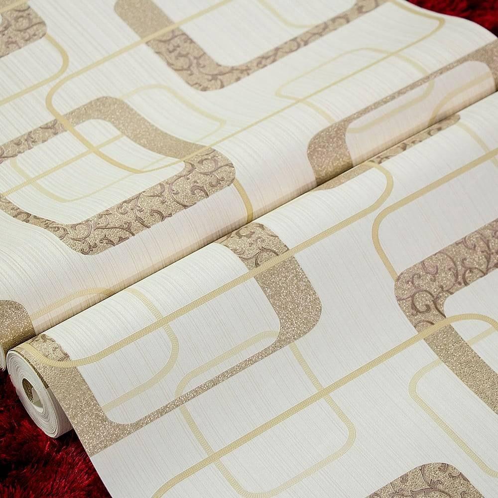 8e6bf7aa2 papel de parede importado vinílico lavável c  textura elos. Carregando zoom.