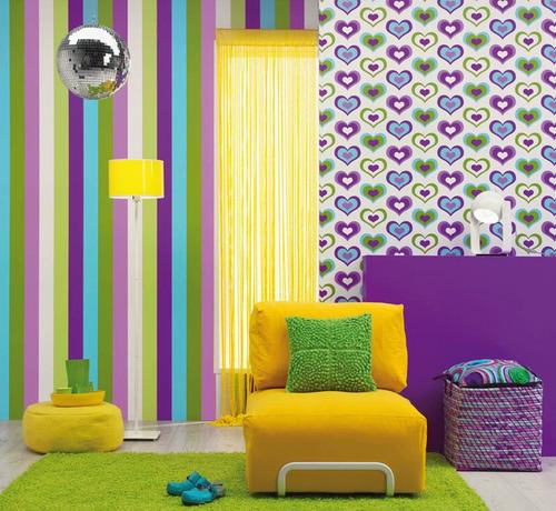 papel de parede infantil auto adesivo decoração