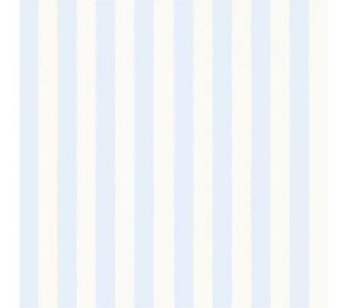 papel de parede infantil bambinos listrado azul celeste