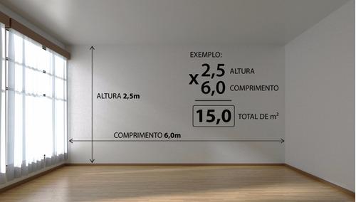 papel de parede infantil unicórnio 7m²