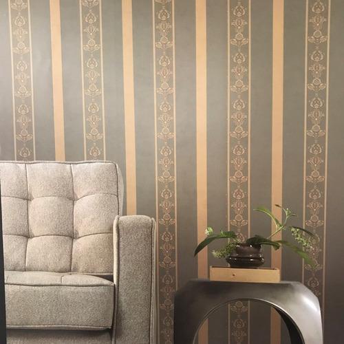 papel de parede italiano vita - vinilico e lavavel