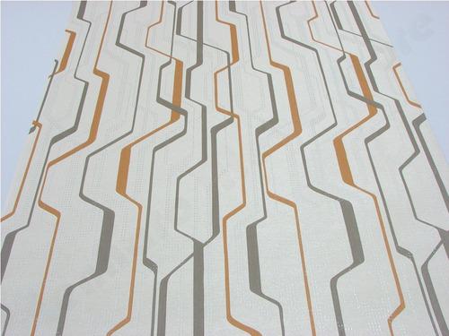 papel de parede lavável pvc rolo 10x0,53 m 260g ppy-ywj02-3