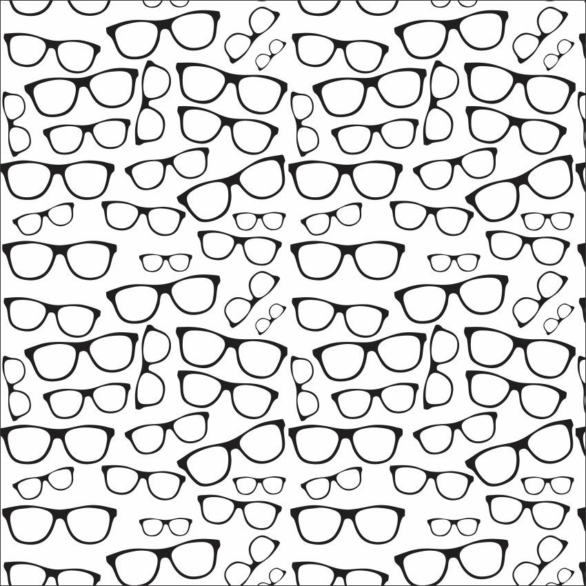 8e27ea74a papel de parede óculos preto autocolante 3m- 1068. Carregando zoom.