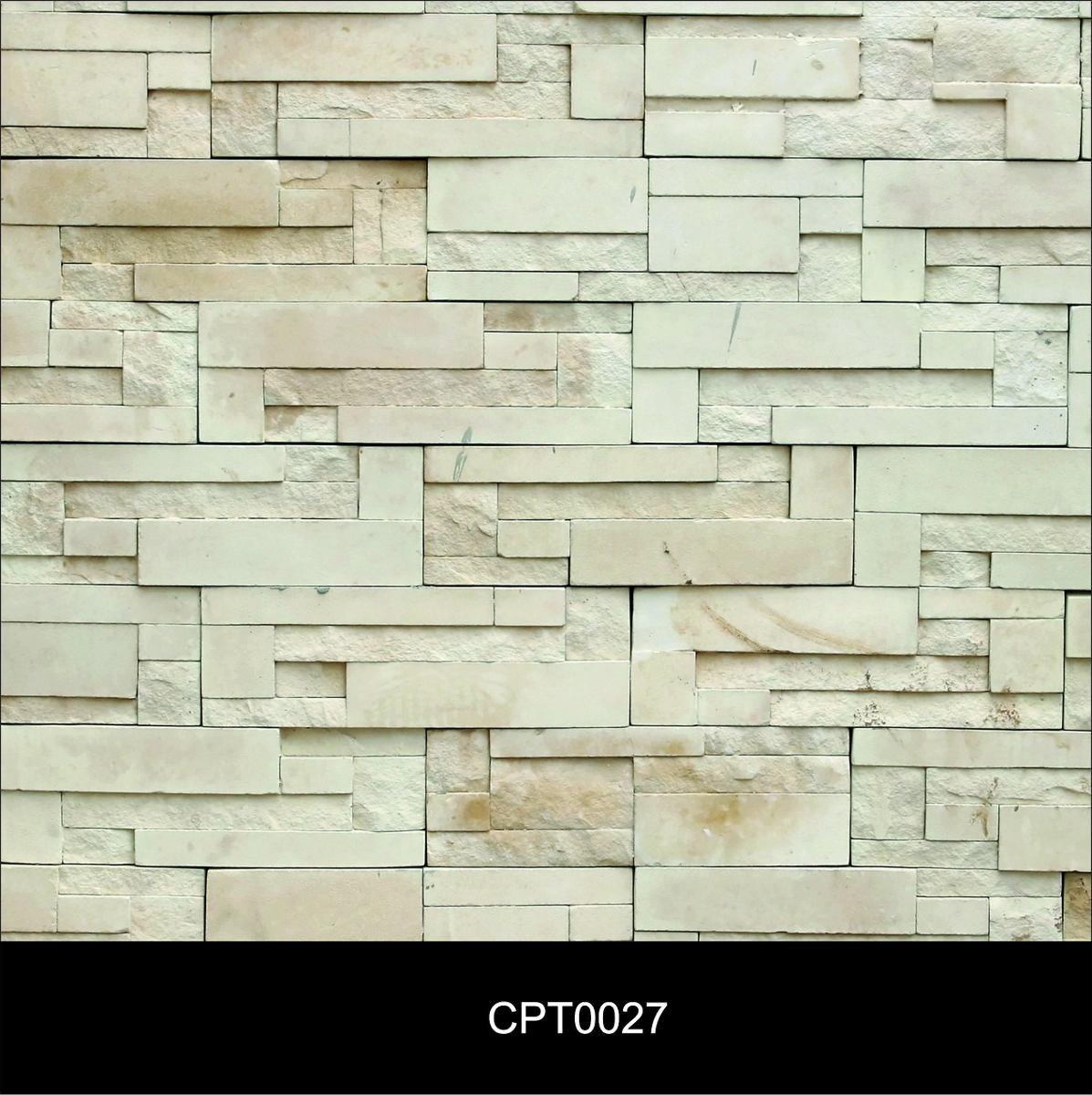 Papel De Parede Pedra Canjiquinha 3d Autocolante Classico R 49 90  -> Papel De Parede De Pedra