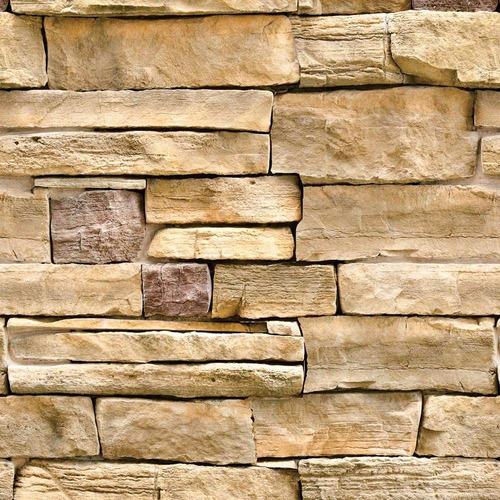papel de parede pedra canjiquinha bruta lavável viníl 310cm