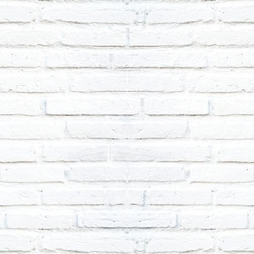 papel de parede pedras tijolos brancos adesivo vinilico 3 mt