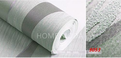 papel de parede vinílico importado onda castanha 10m*53cm