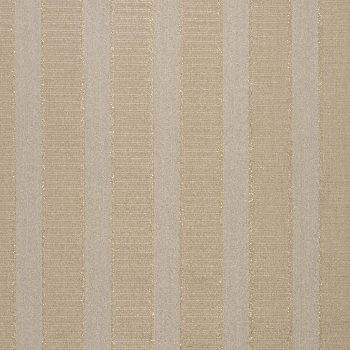 Papel de parede vin lico listrado bege com dourado - Papel vinilico para paredes ...