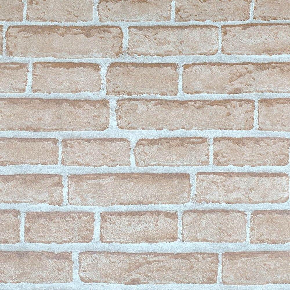 7eedade9c papel de parede vinílico tijolos tijolinhos laranja + cola. Carregando zoom.