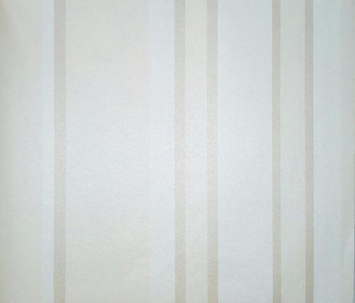 papel de parede vinilizado listrado 601332