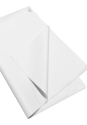papel de seda blanco pack de 30 hojas