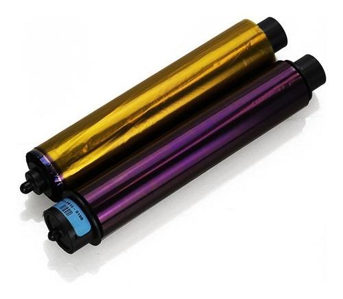 papel e ribbon impressora kodak 305