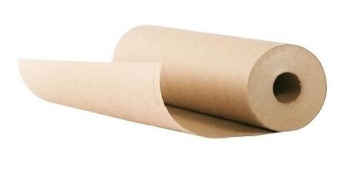 papel envoltura kraft rollo 125 cm 35 kg (227.50 mt ) 125gm