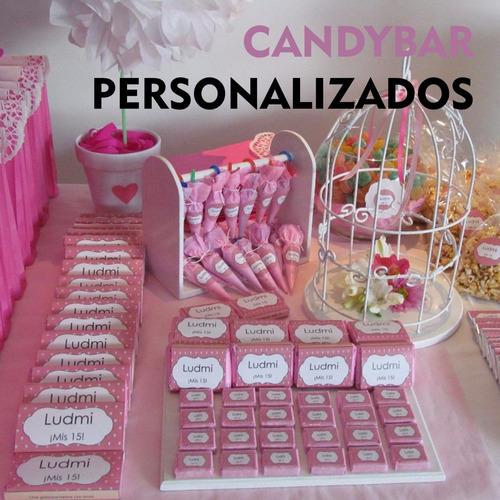 papel fotográfico 120g a4 brillante candy bar golosinas 100h