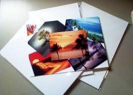 papel fotografico 150gr resma de 100 hojas a4