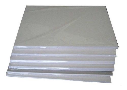 papel fotografico 160gr resma de 100 hojas a4/ fantac 4r