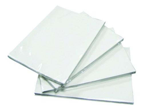 papel fotográfico 180gr glossy paper kit com 40 folhas