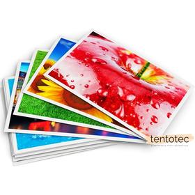 Papel Fotográfico A4 230g Glossy Prova D´água 100 Folhas