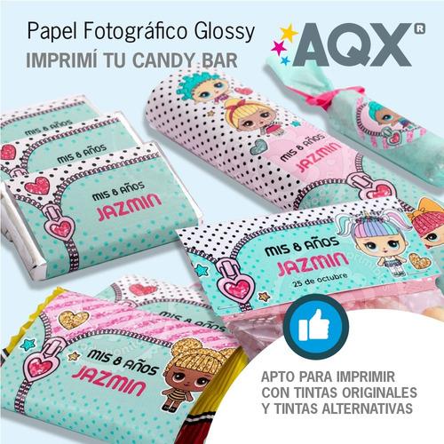 papel fotografico a4 x 1000 hojas glossy foto brillante 200g