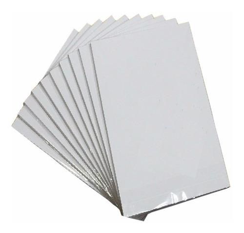 papel fotográfico adesivo a4 glossy 135g  200 folhas premium